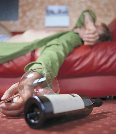 Синдром зависимости от алкоголя понятие